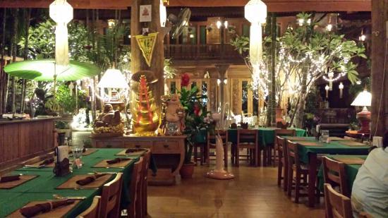 @ The Teak: the restaurant