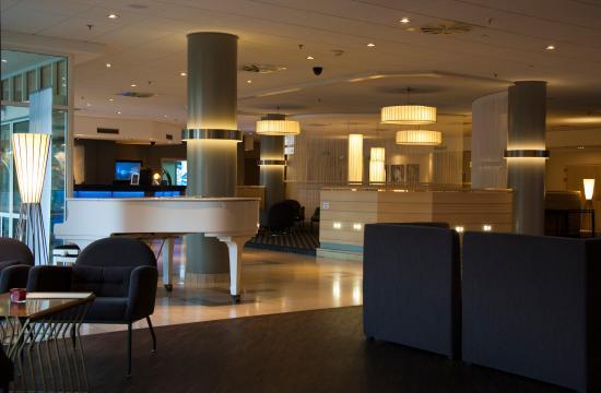 Radisson Blu Hotel Dortmund: Lobby