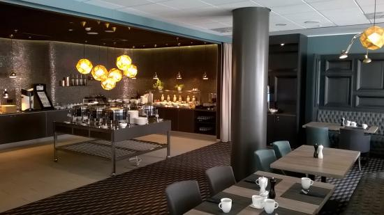 Radisson Blu Hotel Dortmund: Breakfast area 1