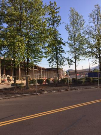 Springfield, OR: Major construction currently taking place