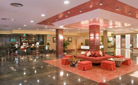 Florida Spa: Recepción - Reception area