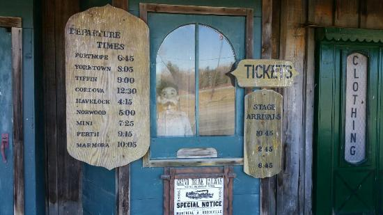 Havelock, Kanada: High Spring Trading Post and Saddlery