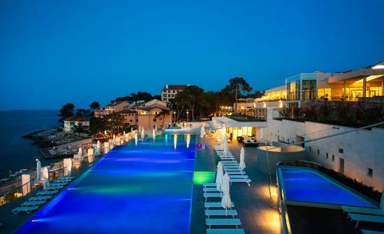 Veli Lošinj, Kroasia: Vitality Hotel Punta