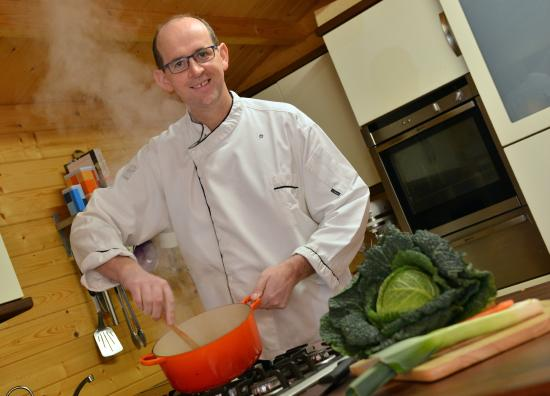 Brian Mc Dermott Cookery School