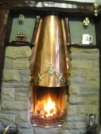 Bolton, UK: Fred's Fireplace