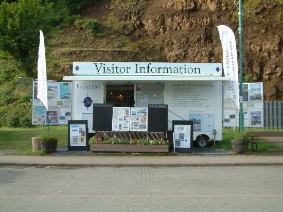 Explore Mull Visitor Information Centre