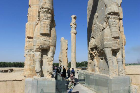 Persepolis: entrance