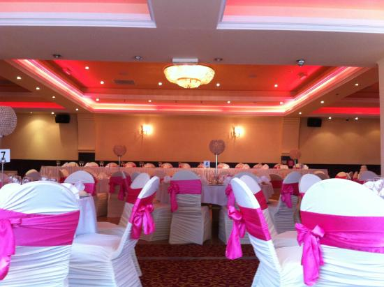 Toome, UK: The Ballroom