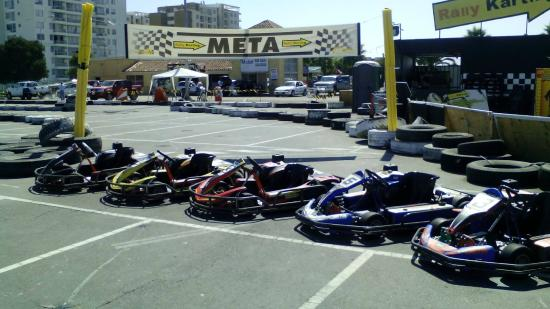 Rally Karting la Serena