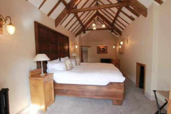 Luxborough, UK: Royal Oak Suite