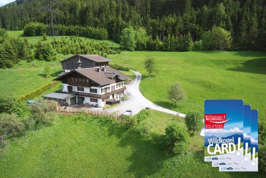 Muehlbach im Pinzgau, Austria: Fasserhof