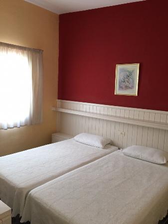 San Valentin & Terraflor Park: Dormitorio