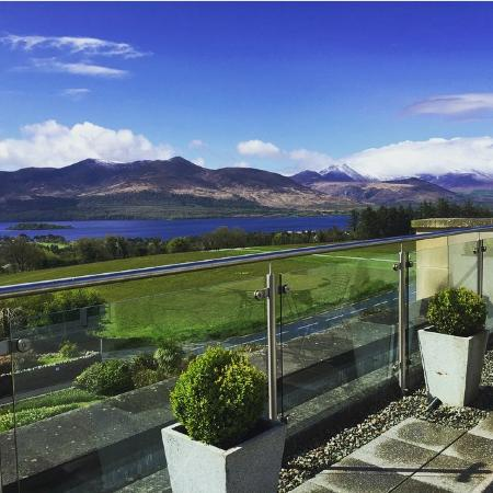 Aghadoe Heights Hotel & Spa: View from the hotel