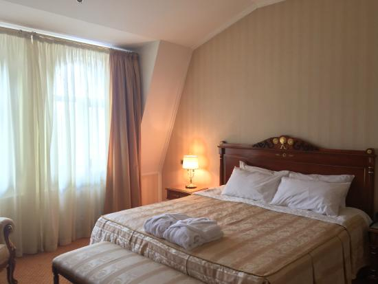 Podol Plaza: Bedroom