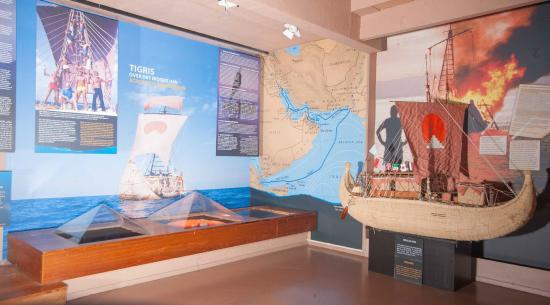 Kon-Tiki Museum : Ny Tigris utstilling påsken 2015