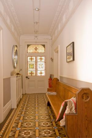 Westwood : Victorian hall way