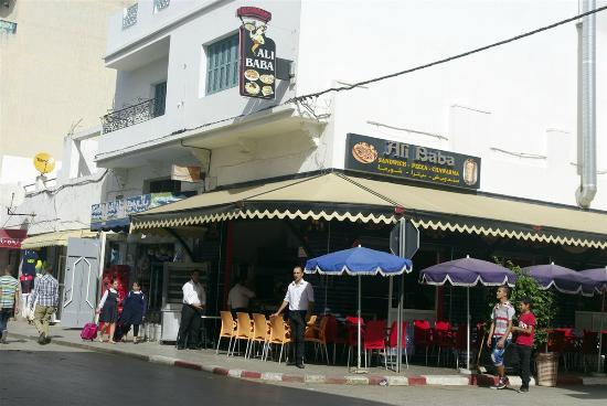 Restaurante ALIBABA