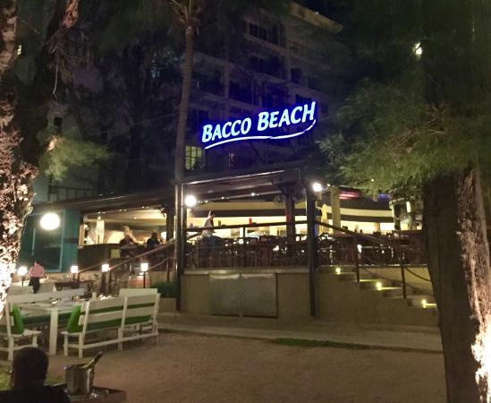 Bacco Italian Restaurant Pattaya
