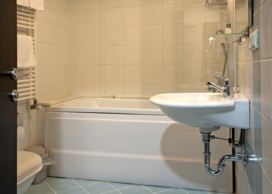 Istanbul Suites : Deluxe Apartment - Bathroom
