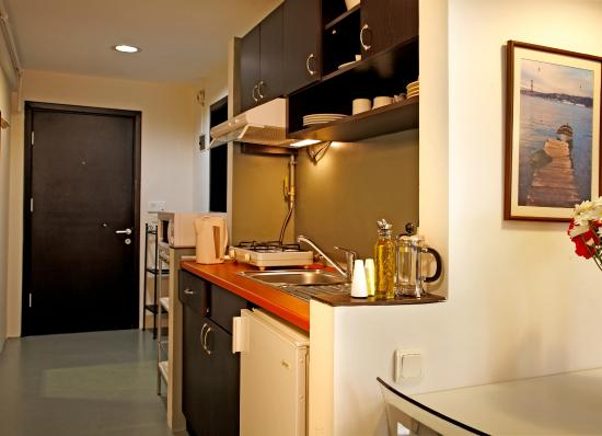 Istanbul Suites : Deluxe Apartment - Kitchen