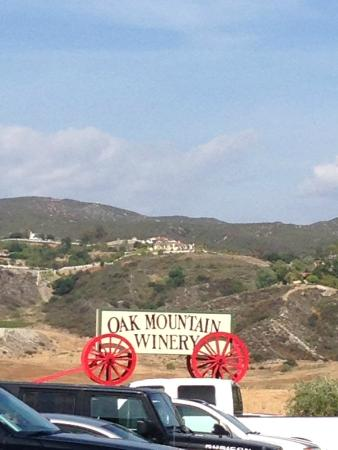 SpringHill Suites Temecula Valley Wine Country: Oak Valley Winery
