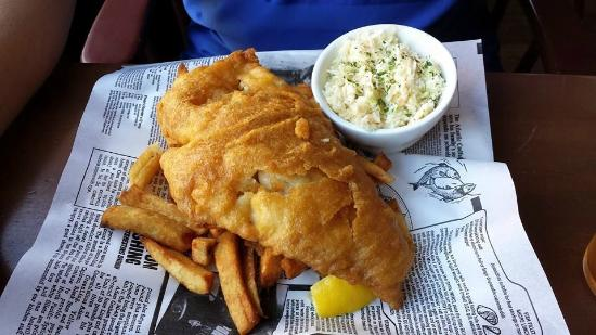 Water St. Fish & Chips : A1 Fish & Chips