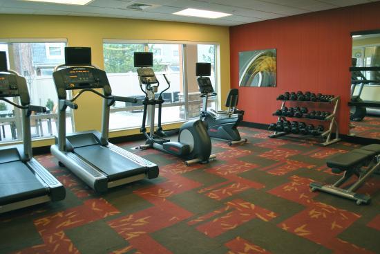 Courtyard Evansville East: Fitness Center