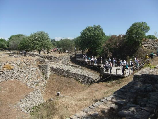 Truva Antik Kenti - Picture of Troy (Truva), Canakkale ...