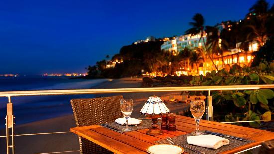 Hyatt Ziva Puerto Vallarta Blaze Steak Grill Restaurant