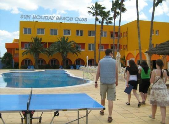 Sun Holiday Beach Club: piscine 2