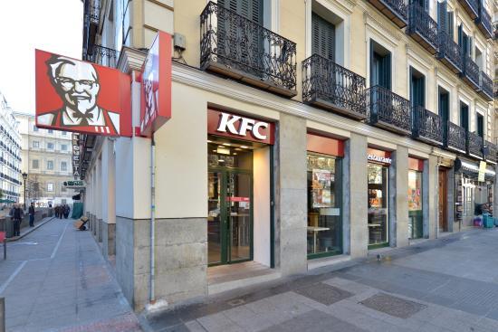 KFC Atocha
