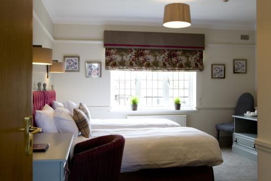 The Broadoak Hotel: Room 1