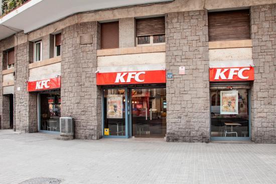 KFC Paralelo