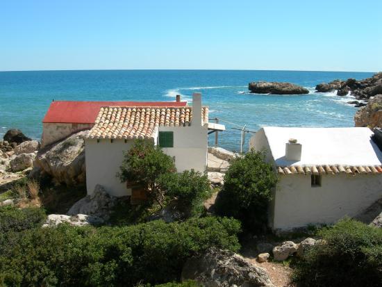 Casa Carrascal: Smuggler's Cove cliff walk