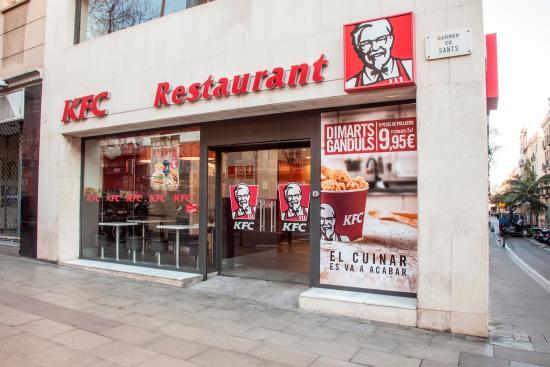 KFC Sants