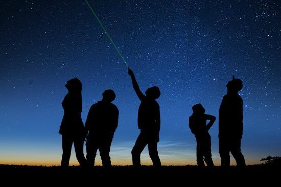 Abenteuer-Sterne - Sternführungen am Chiemsee