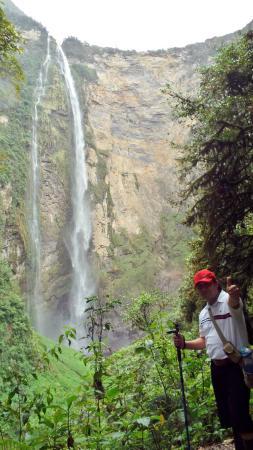 Gocta Andes Lodge: Caminata a la catarata