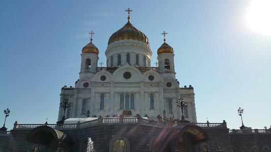 Преображенская церковь Храма Христа Спасителя на Волхонке