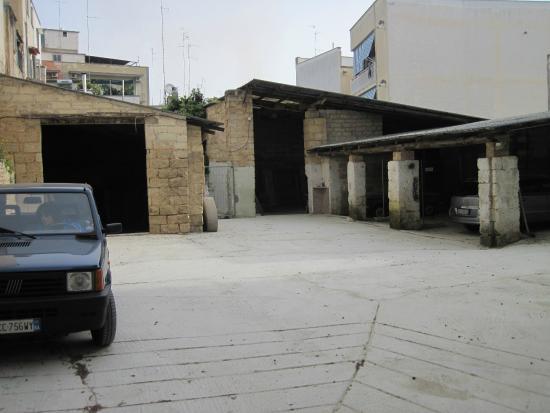 Parking area foto di porta baresana bitonto tripadvisor for B b porta baresana bitonto