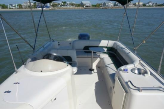 Isle of Palms, SC: The Boat