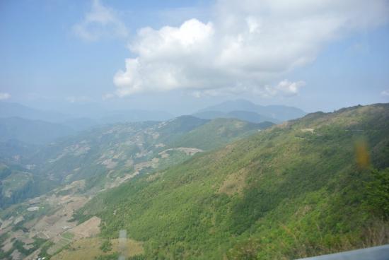Hehuan Mountain Cuifeng