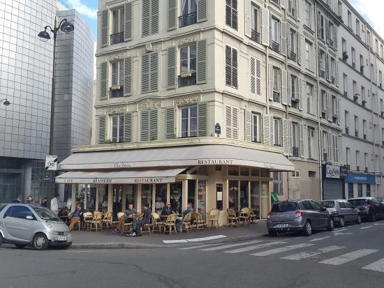 Hotel Saint Felicien Paris