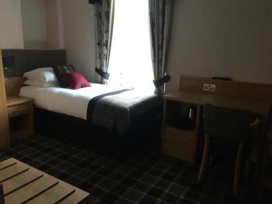 The Cornhill Inn: Room