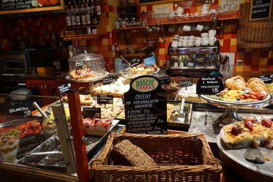 Kuchnia Marche: cakes corner