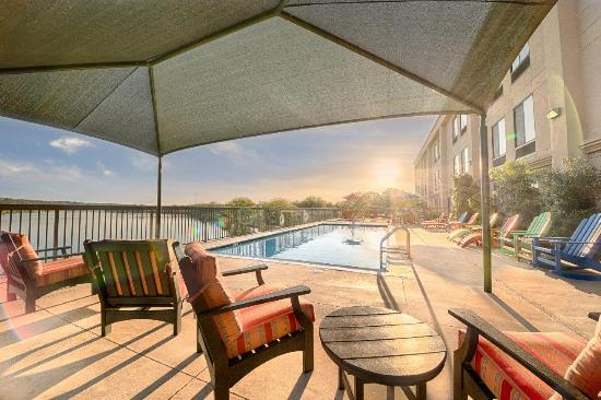Hampton Inn Marble Falls-On The Lake: Hampton Marble Falls Pool