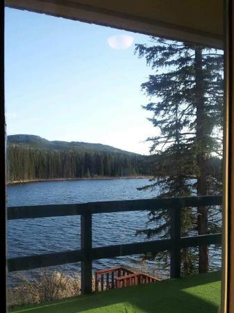 Lac le Jeune Resort: view