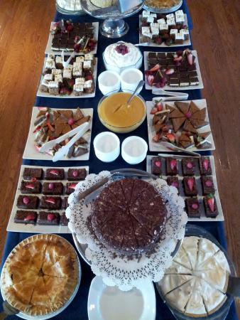 Lac le Jeune Resort: dessert