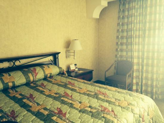 Hotel Plaza San Martin: Quarto