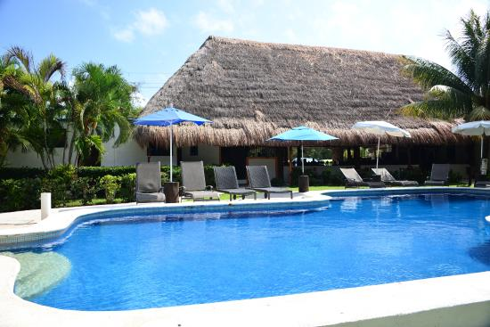 Villa Tulum : The Pool