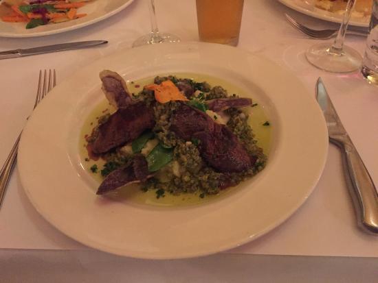 Le Parisien: Kangaroo filet